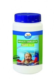 MULTI tablety 5v1 MAXI 1kg