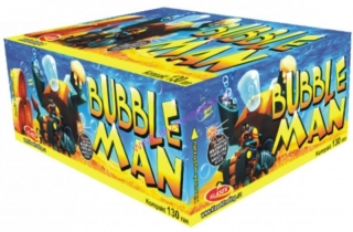 Bubble Man 130 ran
