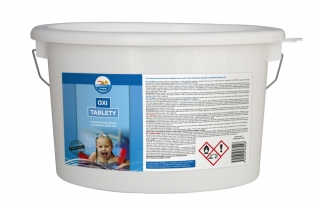 OXI tablety MAXI 10 kg