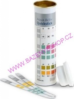 Test Quicksticks 6in1